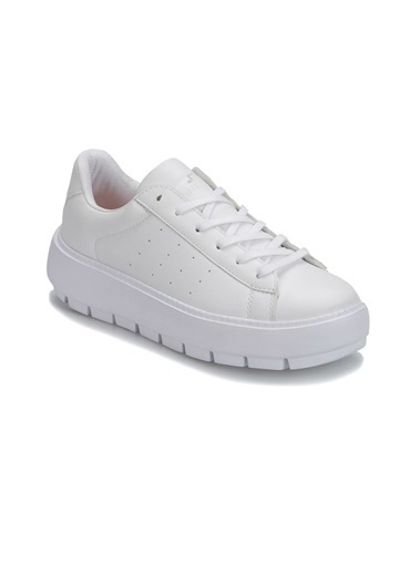 Lumberjack Kadın Beyaz Sneakers 100356310  Beyaz
